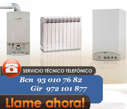 Reparación Calderas – Calentadores – Termos